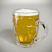 Ölglas 3d model