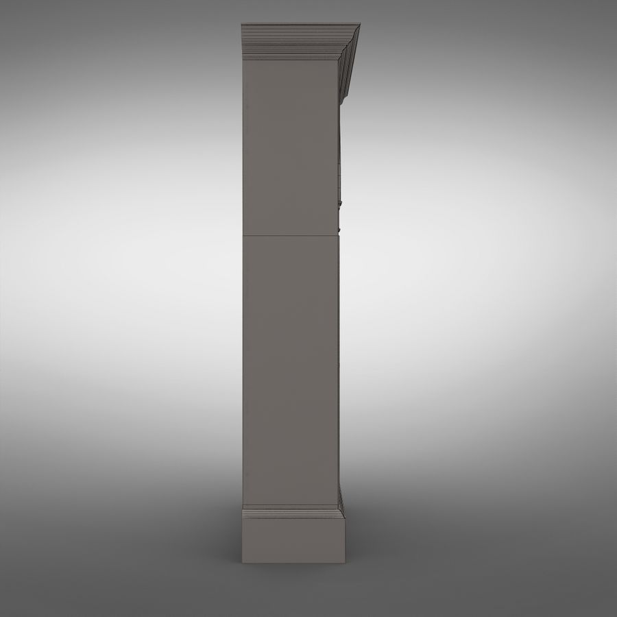 MR-3096 royalty-free 3d model - Preview no. 7