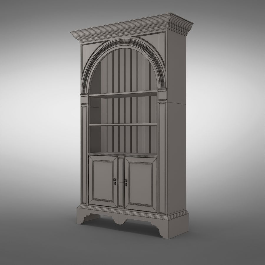 MR-3096 royalty-free 3d model - Preview no. 8