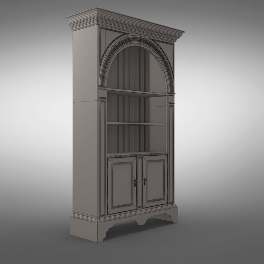 MR-3096 royalty-free 3d model - Preview no. 6