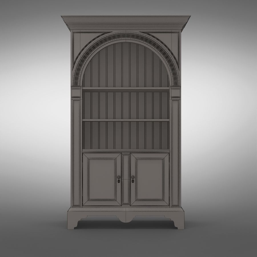 MR-3096 royalty-free 3d model - Preview no. 5