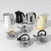 8水壶 3d model