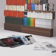 Böcker 3d model