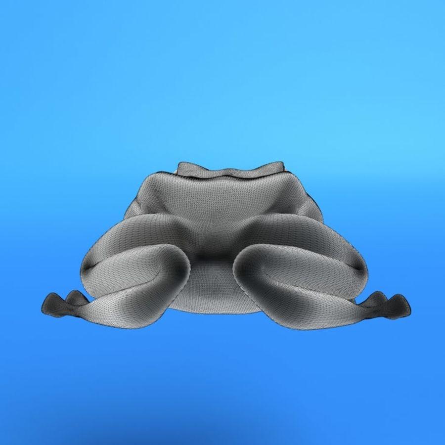 カエル royalty-free 3d model - Preview no. 5