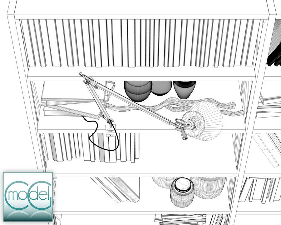 lampada articolata royalty-free 3d model - Preview no. 8