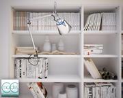 ledad lampa 3d model