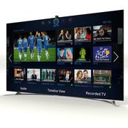 "Samsung SMART TV F8000 HD 55 "" 3d model"