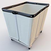 Bushel Basket Truck 3d model