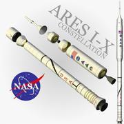 Ares IX Nasa 3d model