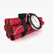 炸药 3d model