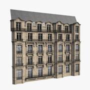 Paris Cephesi 3d model