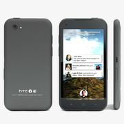 HTC First All Colors 3d model
