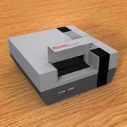 Nintendo 3d model
