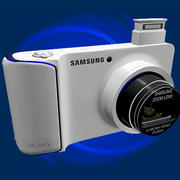 Samsung Galaxy Camera GC100 3d model