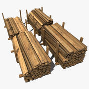 Planches 3d model
