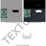 Router Medialink Wireless N 3d model