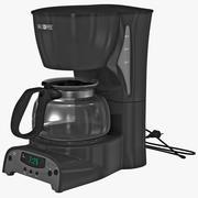 Kahve Makinesi MR 3d model