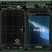 MP3-Player Pyrus Electronics 3d model