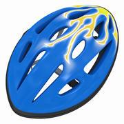 Bluetooth Bicycle Helmet 3d model