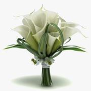 Bouquet 5 3d model