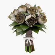 Розы (02) 3d model