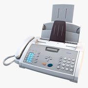 ファックス機oef518e 3d model
