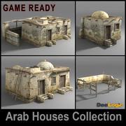 アラブの家 3d model