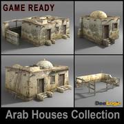 Arabiska hus 3d model