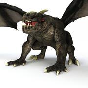 괴물 3d model