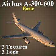 A306 Basic 3d model