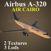 A320 MSC modelo 3d