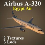 A320 MSR modelo 3d