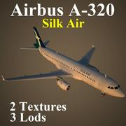 A320 SLK modelo 3d