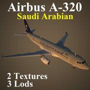 A320 SVA modelo 3d
