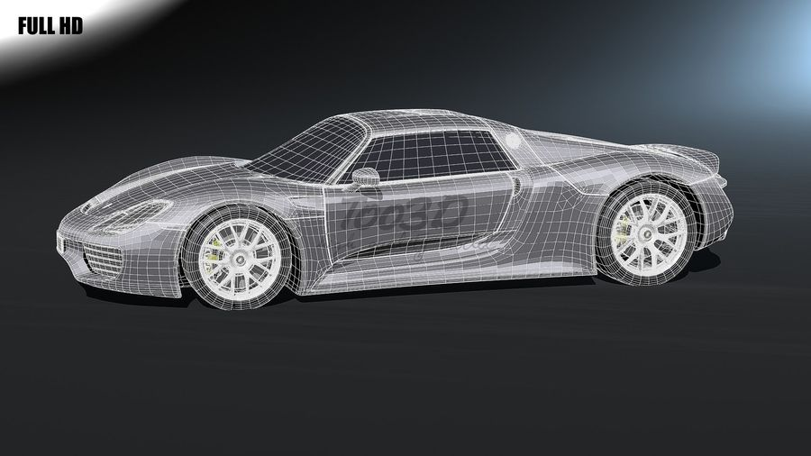 918 royalty-free 3d model - Preview no. 10