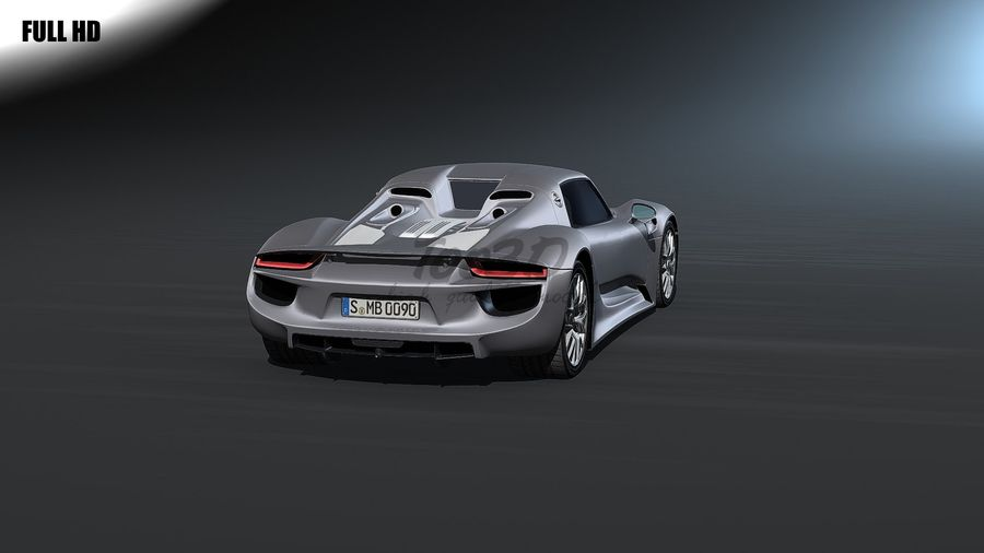 918 royalty-free 3d model - Preview no. 2