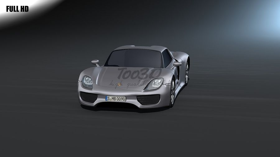 918 royalty-free 3d model - Preview no. 5