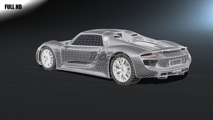 918 royalty-free 3d model - Preview no. 9