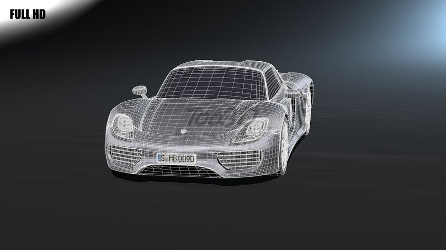 918 royalty-free 3d model - Preview no. 11