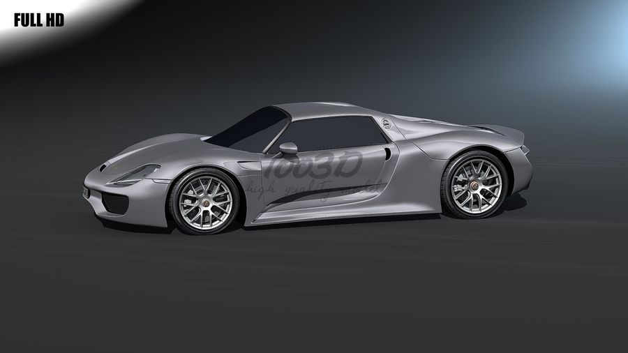 918 royalty-free 3d model - Preview no. 4