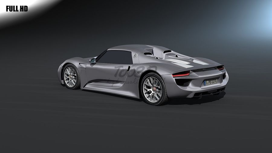 918 royalty-free 3d model - Preview no. 3