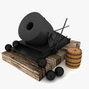 Kanon 1 3d model