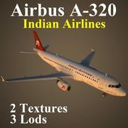 A320 IAC modelo 3d