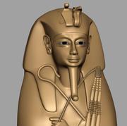 Tutankhamun 3d model