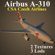 A310 CSA 3d model