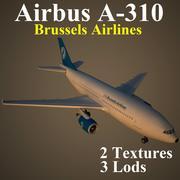 A310 DAT 3d model