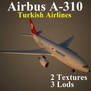 A310 THY 3d model