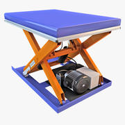 Scissor Lift TL 2000 3d model