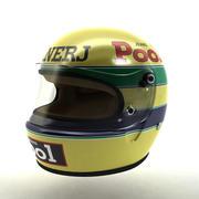 Ayrton Senna Helm 1983 3d model