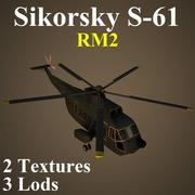 S61 RM2 3d model